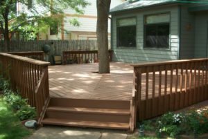 Solid Stain Deck 300x201