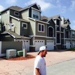 Promotory Apartments Fort Collins Exterior Painting