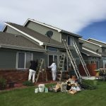 Picabo Hills Apartments Loveland Exterior Painting