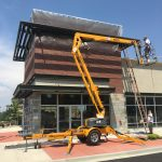 Strip Mall Exterior Painting Westminster