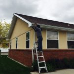 Dr. Office Exterior Painting Windsor