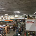 Sportsmen's Warehouse Interior Painting Loveland